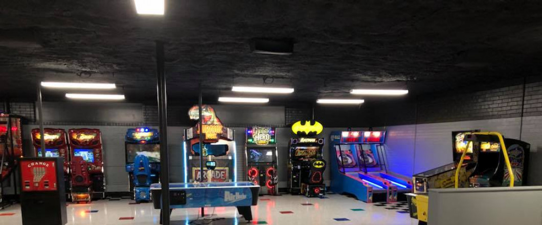 Play all of the Classics in our Arcade!